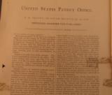 Rare US 1854 Peavey Multi Shot Loader - 9 of 11