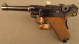 Mauser Interarms Swiss-frame American Eagle Luger - 4 of 12