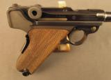 Mauser Interarms Swiss-frame American Eagle Luger - 2 of 12