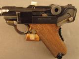 Mauser Interarms Swiss-frame American Eagle Luger - 5 of 12