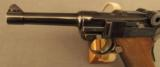 Mauser Interarms Swiss-frame American Eagle Luger - 6 of 12