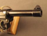 Mauser Interarms Swiss-frame American Eagle Luger - 3 of 12