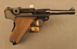 Mauser Interarms Swiss-frame American Eagle Luger - 1 of 12