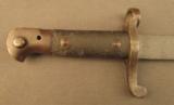 British Pattern 1887 MKIII Sword Bayonet - 2 of 10