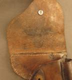 Bulgarian Possible Party leader marked Luger Holster - 4 of 11
