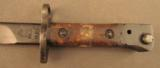 Mismarked India Pattern No 1 MKIII Bayonet - 5 of 6