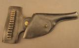 Vintage Police Service Holster for .38 S&W 1905 etc. - 1 of 4
