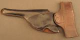 Vintage Police Service Holster for .38 S&W 1905 etc. - 3 of 4