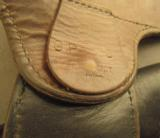Vintage Police Service Holster for .38 S&W 1905 etc. - 4 of 4