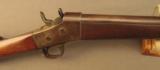 Remington No. 2 Rolling Block Shotgun - 4 of 12
