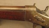 Remington No. 2 Rolling Block Shotgun - 9 of 12