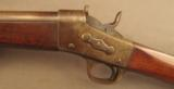 Remington No. 2 Rolling Block Shotgun - 8 of 12