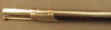 Very Nice Unmarked U.S. Type Flintlock Musket - 10 of 12