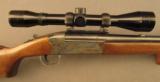 Savage 219 22 Hornet Rifle - 1 of 12
