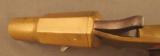 Unusual French Brass Saw Handle Flare Pistol - 8 of 11