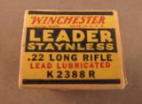 Winchester .22 L.R. Leader Ammunition - 2 of 4
