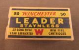 Winchester .22 L.R. Leader Ammunition - 1 of 4