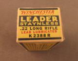 Winchester .22 L.R. Leader Ammunition - 3 of 4