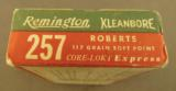Remington .257 Roberts Express Ammo - 2 of 3