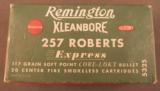Remington .257 Roberts Express Ammo - 1 of 3