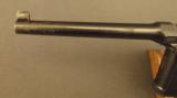 Exquisite Mauser Commercial Flatside Broomhandle Pistol - 9 of 12