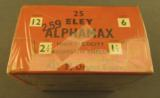 Eley Aphamax Empty Shotshell Box - 4 of 6