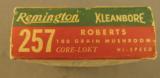 Remington Hi-Speed .257 Roberts Hollow Point Ammo - 2 of 3