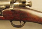 Springfield Krag M. 1898 Rifle & Sling - 9 of 12