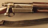 Springfield Krag M. 1898 Rifle & Sling - 4 of 12