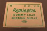 Remington 20 GA Dummy Load Shotgun Shells - 2 of 3