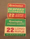 Remington .22 CR Ammo 1960s - 2 of 3