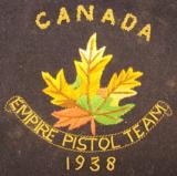2 Vintage Canadian Pistol Patches 1938-1941 - 5 of 6