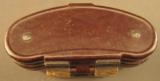 WW2 German Binoculars & Rare Bakelite Case - 5 of 12