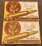 7mm Weatherby magnum ammo - 1 of 5