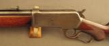Special Order Antique Winchester 1886 Pistol Grip Rifle XX marked Tang - 8 of 12
