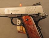 Smith and Wesson Model 1911SC E Series Scandium Frame Pistol - 5 of 12