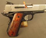 Smith and Wesson Model 1911SC E Series Scandium Frame Pistol - 2 of 12