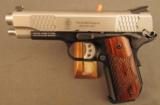 Smith and Wesson Model 1911SC E Series Scandium Frame Pistol - 4 of 12