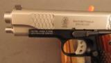 Smith and Wesson Model 1911SC E Series Scandium Frame Pistol - 6 of 12