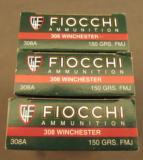 Fiocchi 308 Winchester Ammo - 2 of 2