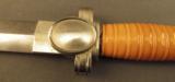 Original DRK Red Cross Leader's Dagger - 8 of 12