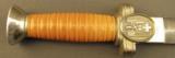 Original DRK Red Cross Leader's Dagger - 2 of 12