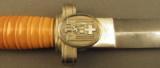Original DRK Red Cross Leader's Dagger - 4 of 12