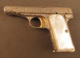 Fine Browning Renaissance Model 1955 Pocket Pistol - 4 of 11