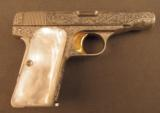 Fine Browning Renaissance Model 1955 Pocket Pistol - 1 of 11