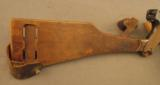 1918 German Artillery Luger Pistol with Matching Shoulder Stock etc. - 2 of 12