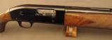 Winchester M. 50 Feather Weight semi-Deluxe Skeet Factory Rib - 4 of 12