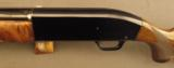 Winchester M. 50 Feather Weight semi-Deluxe Skeet Factory Rib - 8 of 12