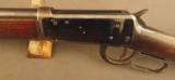 "Winchester M1894 Rifle with 20"" barrel 25-35 - 6 of 12"