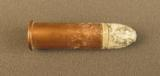 Winchester .46 Long Rimfire Cartridge(Small Circle) - 1 of 2
